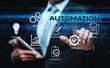 1600707 Automation Software Technology Process System Business concept