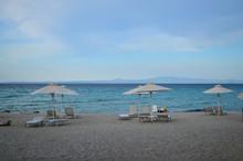 Sea View In Greece