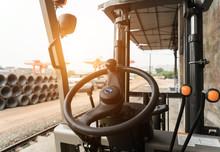 Forklift Cab