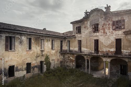 Zdjęcie XXL Zamek na zewnątrz