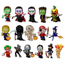 Set Of Cartoon Characters For ...