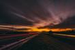 Sunset Eindhoven - Nederland