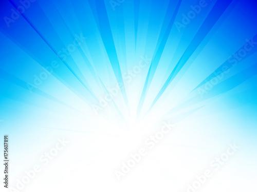 Obraz abstract sky blue background - fototapety do salonu