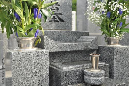 Fotografie, Obraz お墓