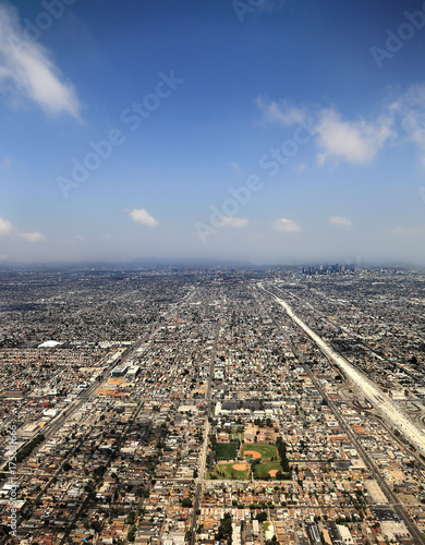 Obraz na dibondzie (fotoboard) Los Angeles