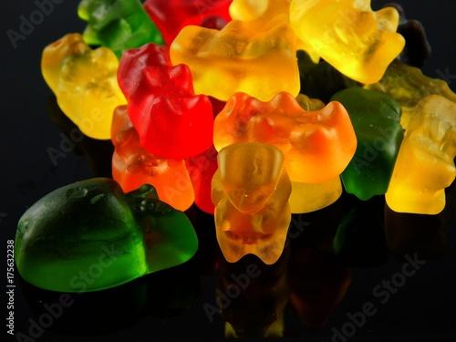 Gummibärchen Süssigkeiten