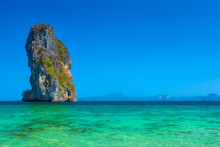 Poda Island. AO Nang, Krabi, T...
