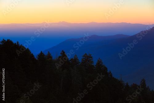 Photo Purple Mountain Majesty