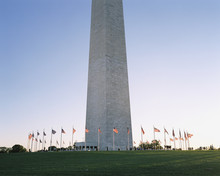 Washington Monument On The Nat...