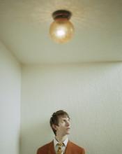 Portrait Of Stylish Young Man,...