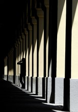 Light And Shadow Play, Munich,...