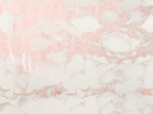 Rosegold Marble Background. Sh...