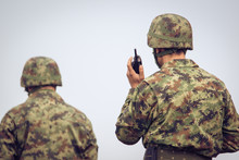 Soldiers In Action Communicati...