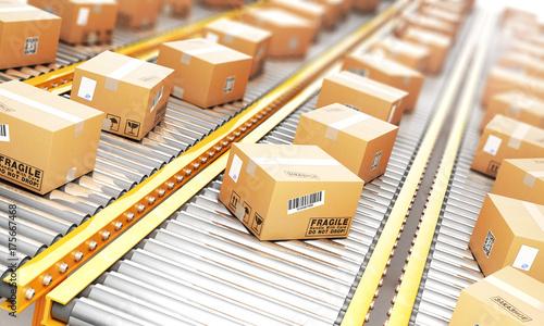 Fotografie, Obraz  Delivery concept