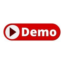 Demo Sign, Demo Icon
