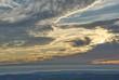 view from mount toro (el toro) minorca, spain