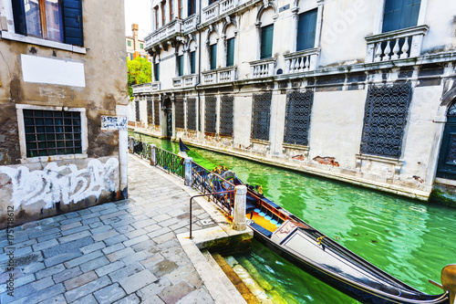 Recess Fitting Channel Canal- the street in Venice