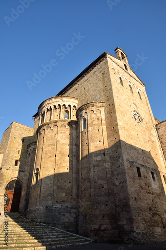Photo Italian destination, Anagni, Lazio region