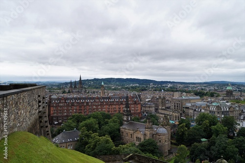 Obraz na dibondzie (fotoboard) Edynburg