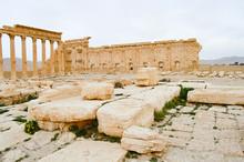 Palmyra Ruins - Syria