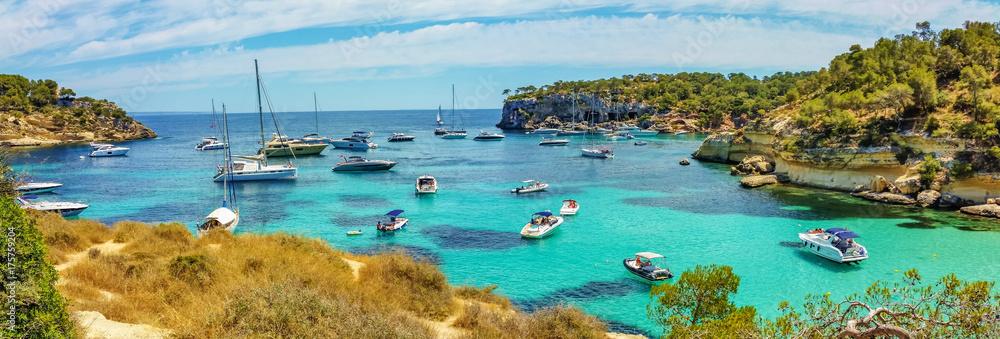 Fototapety, obrazy: Holidays in Mallorca spain island