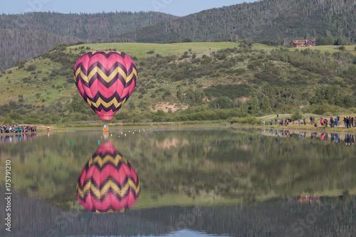 Zdjęcie XXL podróż balonem