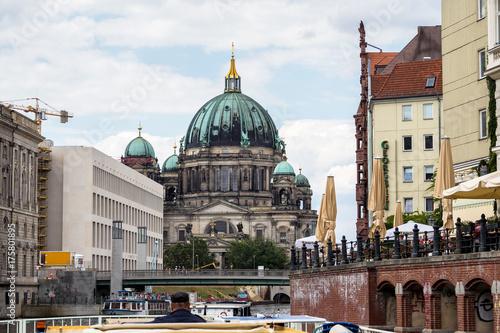 Zdjęcie XXL Berlin - Spree wycieczka łodzią - Katedra w Berlinie