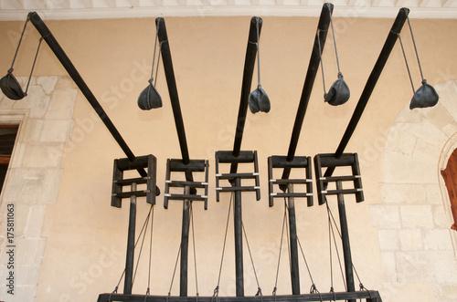 Fotografía  Medieval Catapult