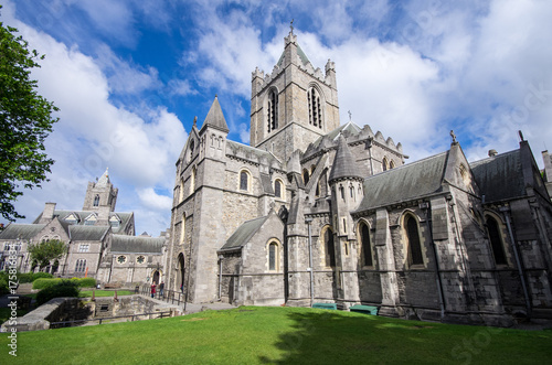 Photo  irland -  dublin christ church