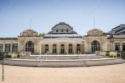 Papiers peints Opera, Theatre Opéra de Vichy, Auvergne, France. Bâtiment publique.