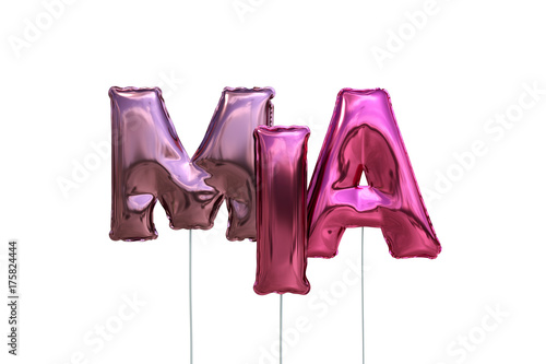 Photo  Name Mia Luftballons
