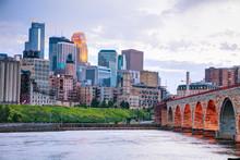 Downtown Minneapolis, Minnesot...