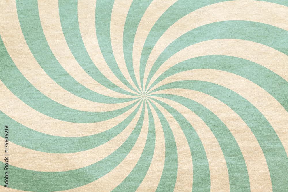 Fototapety, obrazy: retro pattern on paper