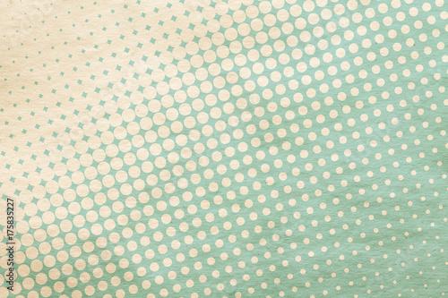 Fototapeta retro pattern on paper obraz