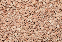 Small Crushed Stones Macro Sho...