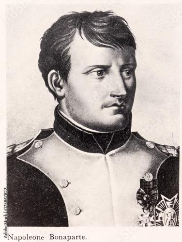 Fotomural Portrait of Napoleon Bonaparte