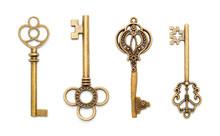 Antique Old Keys
