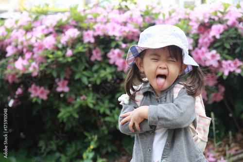 Fotografia  幼児の笑顔(2歳児)