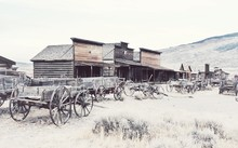 Old West, Old Trail Town, Cody...