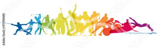 Sport, gare, competizioni
