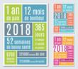 2018-Carte de vœux mois, semaines, heures-1