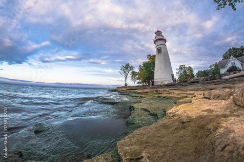 Zdjęcie XXL Latarnia morska w Marblehead w stanie Ohio