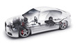 transparent car and interior parts