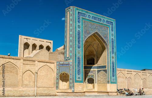 Zdjęcie XXL Kalyan Meczet w Bukhara, Uzbekistan