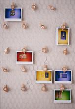 Handmade Advent Calendar With Gifts