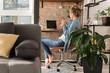 Leinwanddruck Bild - Nice atmosphere for productive work