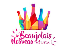 Le Beaujolais Nouveau Est Arri...