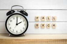 Daylight Saving Time Concept R...