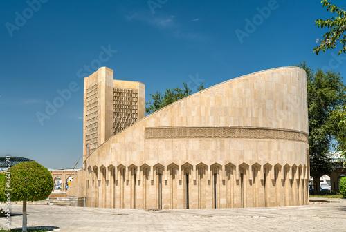 Zdjęcie XXL Pamiątkowy kompleks imam al-Bukhari w Bukhara, Uzbekistan
