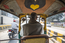 A Rickshaw (also Known As Tuc ...